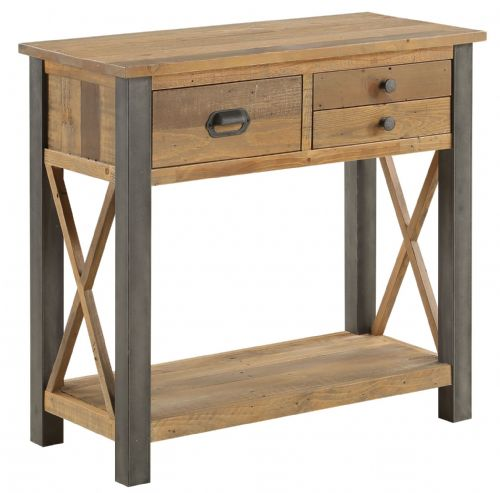 Urban Elegance Small Console Table